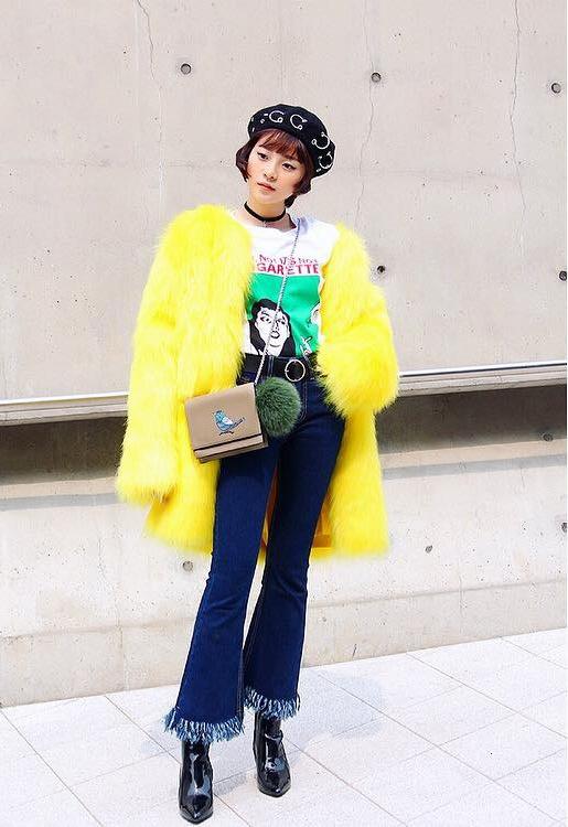 Toc Tien dien street style sanh dieu nhat tuan qua hinh anh 4