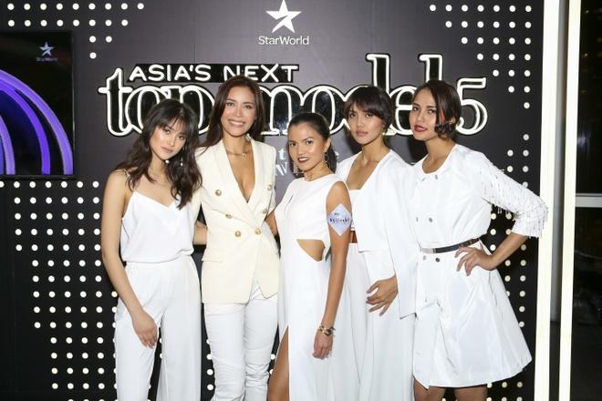 Minh Tu o Asia's Next Top Model anh 3