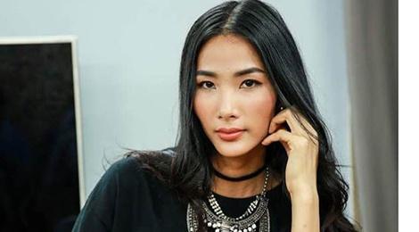 Hoang Thuy: 'Toi xung dang lam huan luyen vien The Face' hinh anh