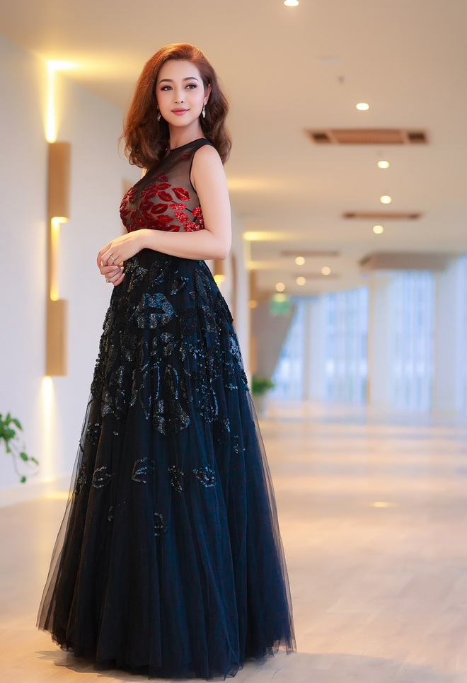 Jennifer Pham vui ve hoi ngo Quang Dung hinh anh 2