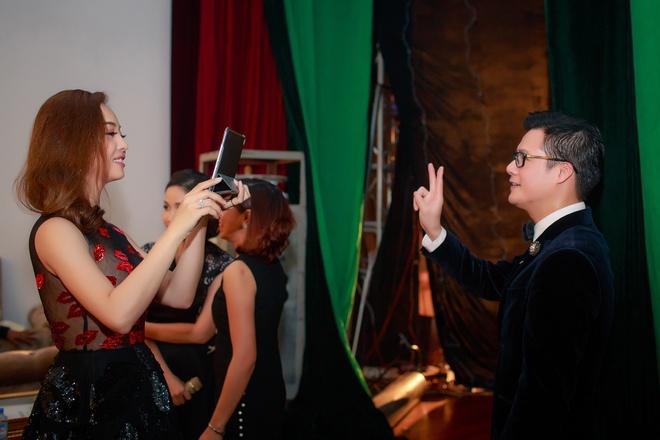 Jennifer Pham vui ve hoi ngo Quang Dung hinh anh 6