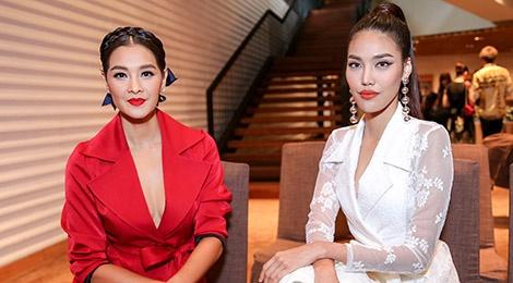 Hop bao The Face: HLV Thai Lan toi som 10 phut, HLV Viet tre 2 tieng hinh anh