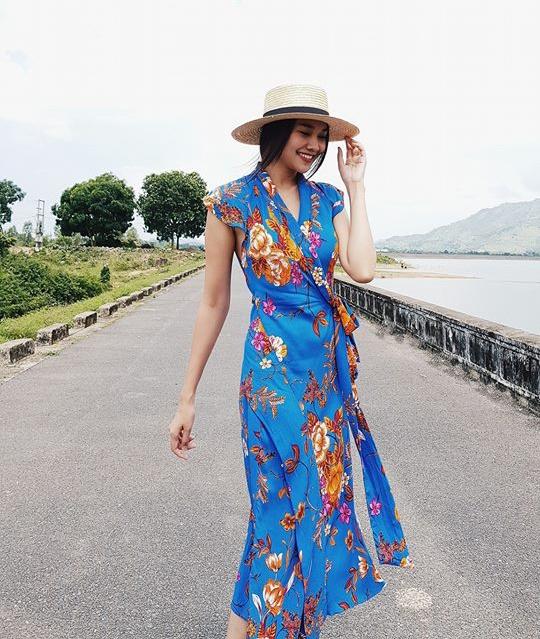 Sao Viet dien street style sanh dieu anh 1