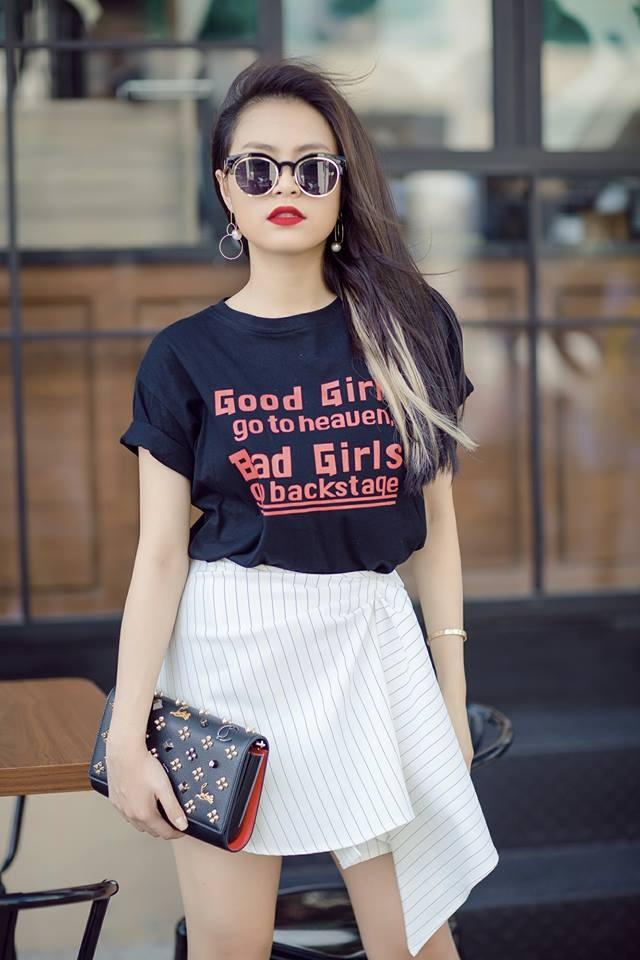 Sao Viet dien street style sanh dieu anh 4