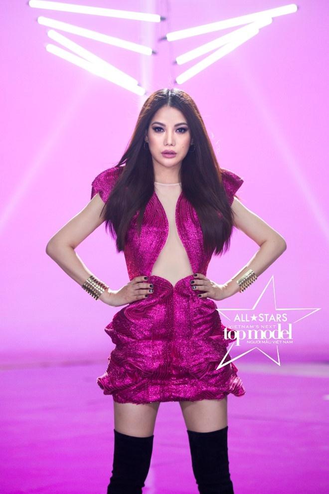 Truong Ngoc Anh: 'Khong ai moi ke vo tich su lam host' hinh anh 1