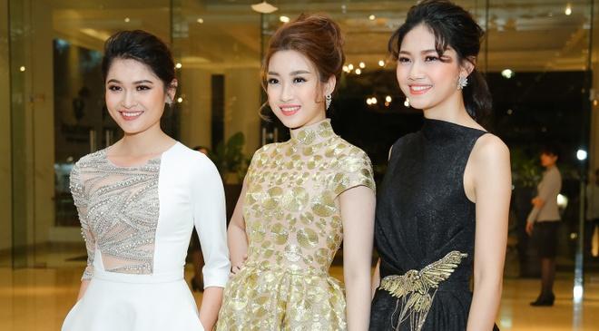 Do My Linh hoi ngo a hau Thanh Tu, Thuy Dung o su kien hinh anh