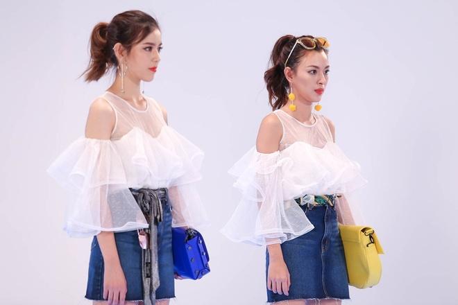 Minh Tu che thi sinh doi ban catwalk nhu dan ong anh 3