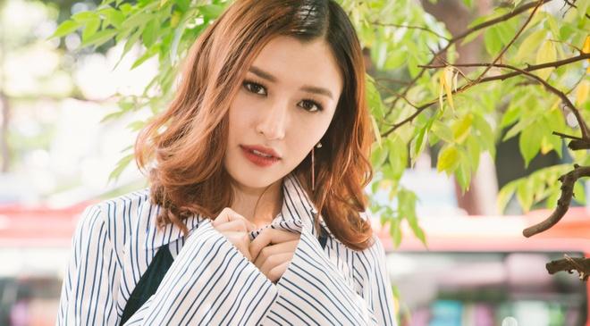 Phuong Chi The Face: 'Toi nguong mo Lan Khue' hinh anh