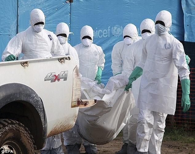Dich benh Ebola 2014 lon nhat trong 4 thap ky hinh anh