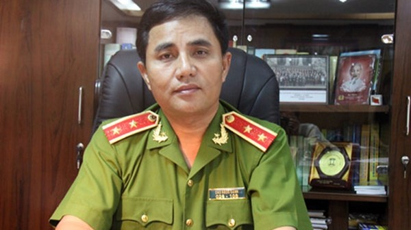 Trung tuong Cao Ngoc Oanh nghi huu hinh anh 1 Trung tướng Cao Ngọc Oánh
