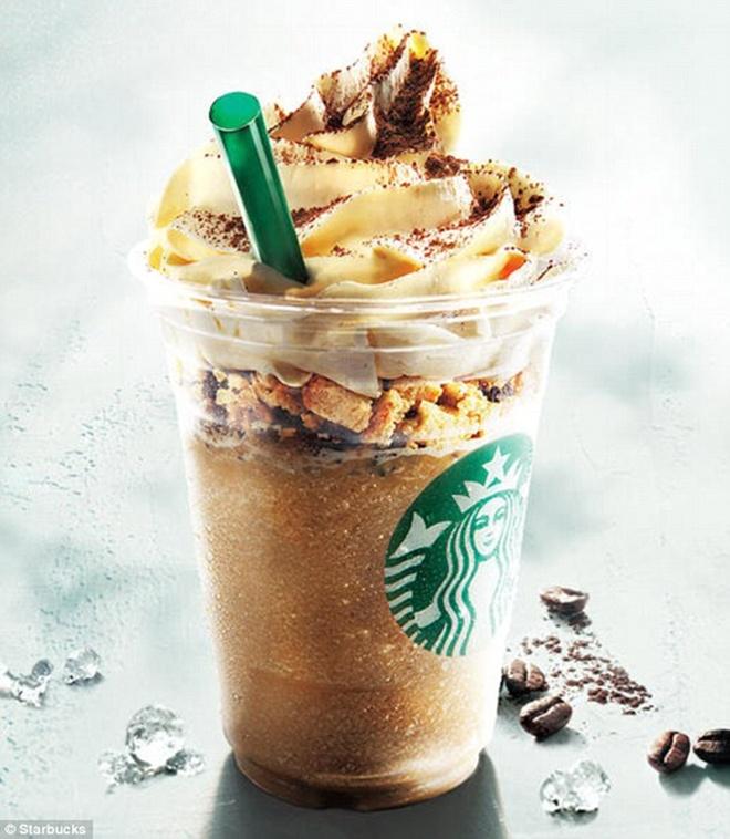 9 thuc uong doc dao trong thuc don Starbucks hinh anh