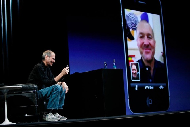 Steve Jobs la chat keo gan ket nha thiet ke Jony Ive voi Apple hinh anh 4