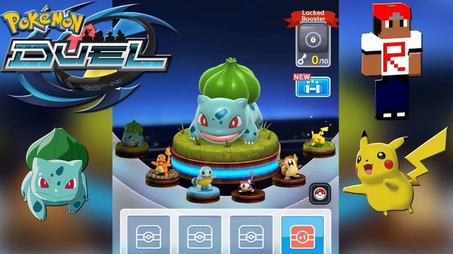 Pokemon Duel dong cua anh 1