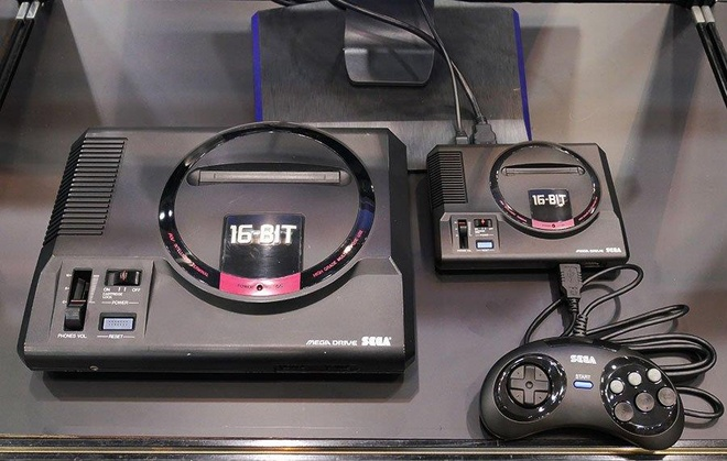 Co gi trong Sega Genesis Mini? anh 1