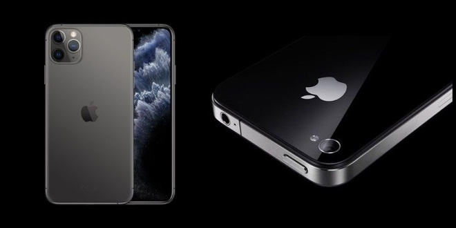 iPhone 2020 co the su dung thiet ke tu iPhone 4 hinh anh 1