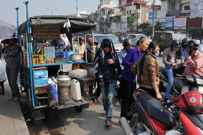 Nhung an tuong khong dep ve xe thuong binh o Ha Noi hinh anh 11