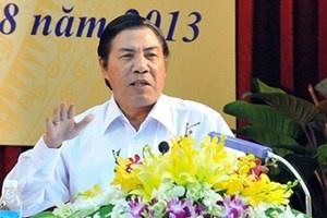 Ban Noi chinh theo doi 15 vu an, 5 vu tham nhung lon hinh anh