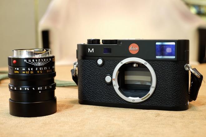 Showroom may anh sieu sang Leica tai Ha Noi hinh anh