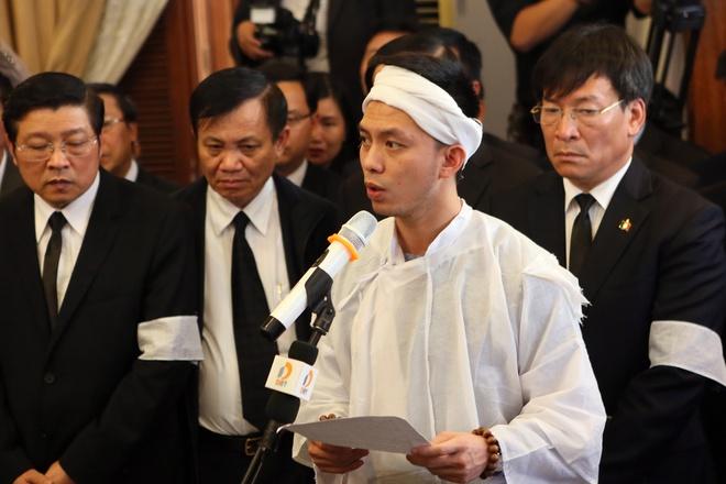 Con trai ong Ba Thanh: 'Ba toi se am long' hinh anh