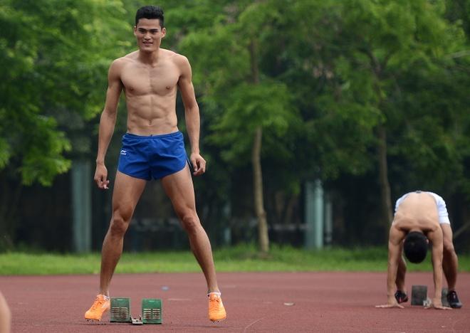 'Lo luyen vang' cua the thao Viet Nam vao mua SEA Games hinh anh