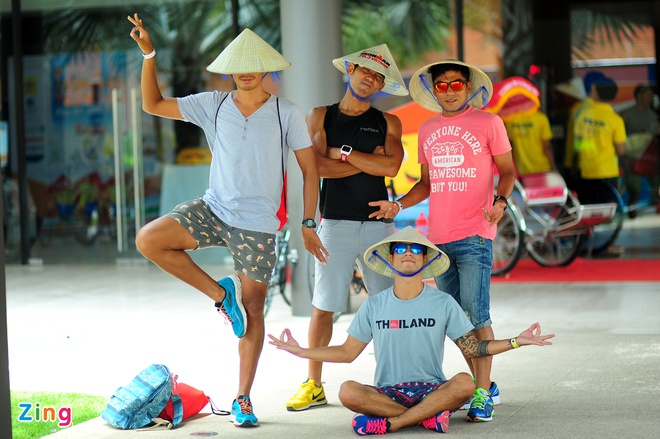 Lao tuong gan 80 tuoi tham du Ironman 70.3 tai Viet Nam hinh anh 12