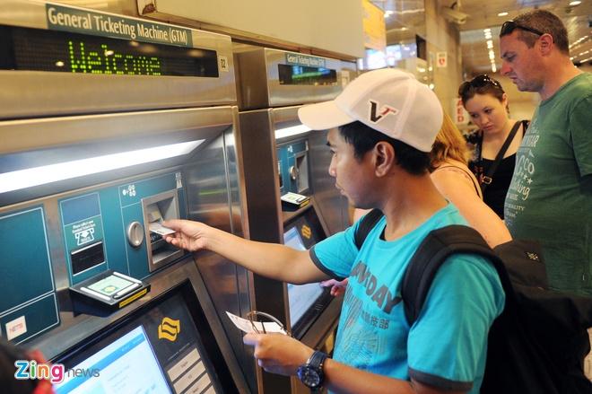Cac phuong tien giao thong tai Singapore dip SEA Games hinh anh 6