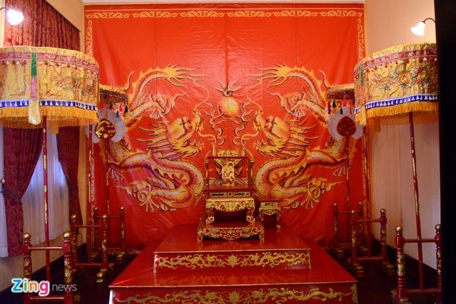 Dinh thu xa hoa cua vua Bao Dai tai Da Lat hinh anh 13