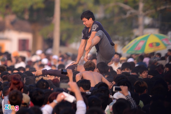 Canh giam dap tai le hoi cuop phet o Vinh Phuc hinh anh 10