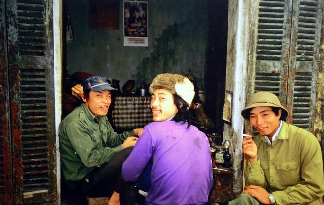 Khoanh khac doc dao ve Viet Nam nhung nam 80 hinh anh 10