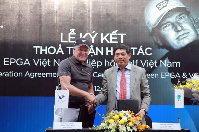 Phat trien golf Viet Nam huong toi gioi tre anh 1