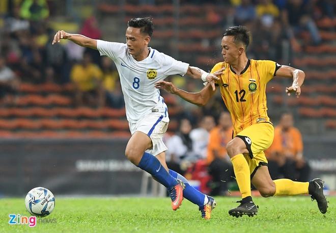 U22 Malaysia thang tran ra quan tren san vang khan gia hinh anh