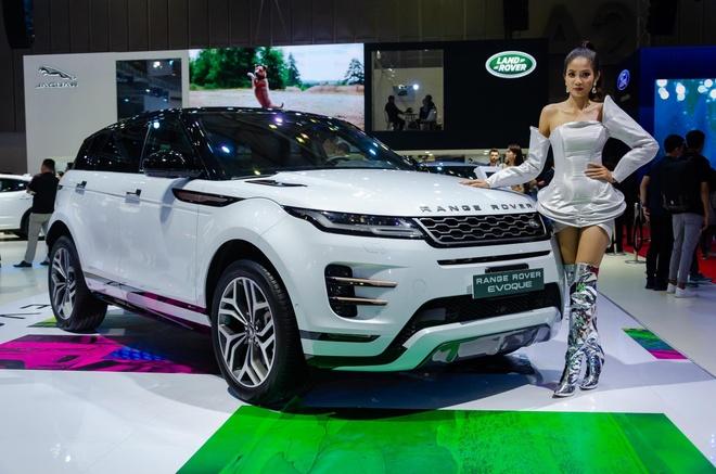 Trai nghiem Range Rover Evoque 2020 - doi trong moi cua Porsche Macan hinh anh
