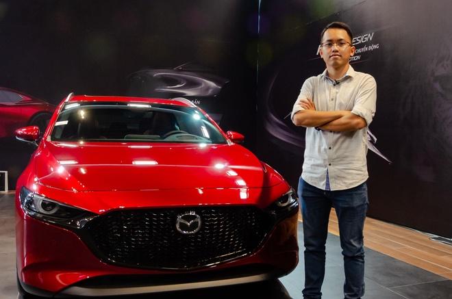 Trai nghiem Mazda3 2020 sap ban o Viet Nam hinh anh