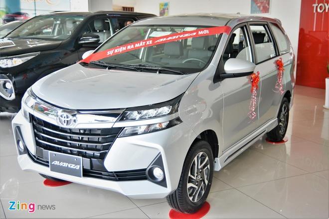 Mitsubishi,  Xpander,  Suzuki,  Ertiga,  Toyota,  Avanza anh 2