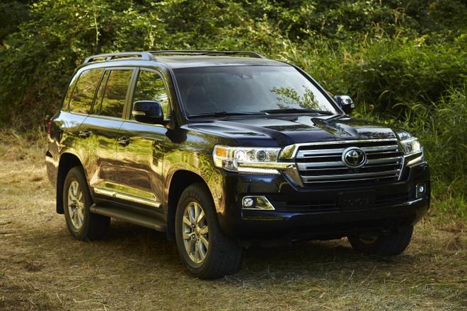 Toyota Land Cruiser tai Viet Nam tang gia, them trang bi hinh anh 4