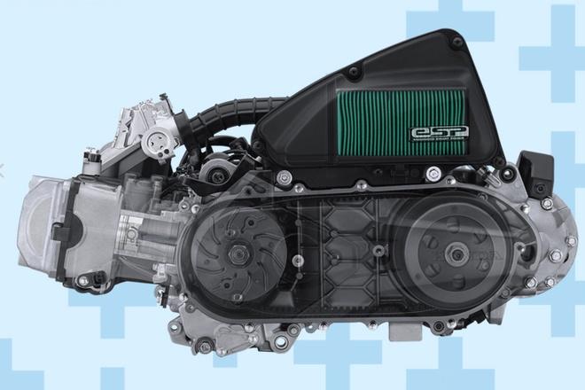 Honda BeAT 2020 ra mat tai Indonesia, gia tu 1.200 USD hinh anh 7 dong_co_eSP.jpg