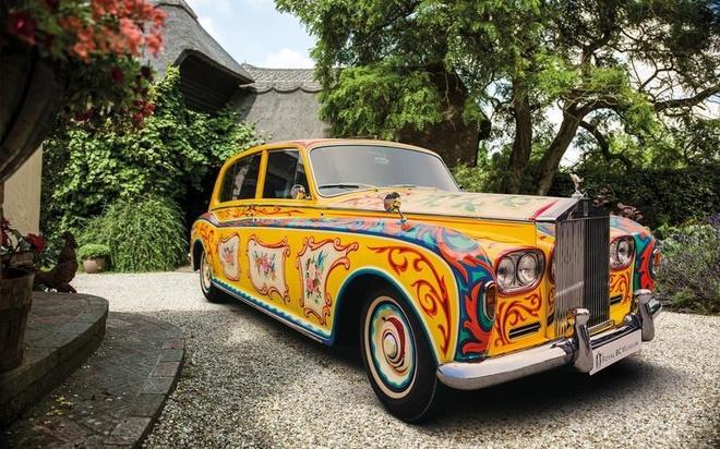 Rolls-Royce Phantom anh 3