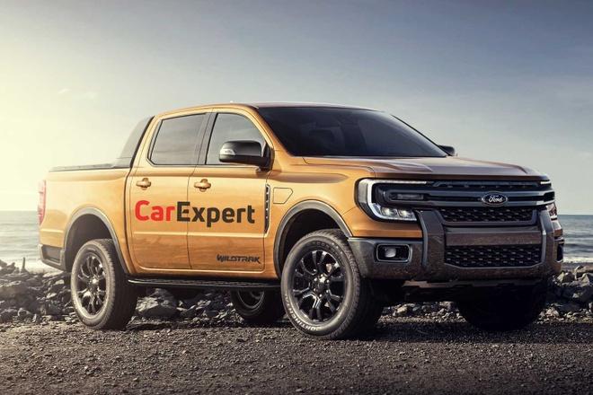Ford Ranger 2022 anh 2