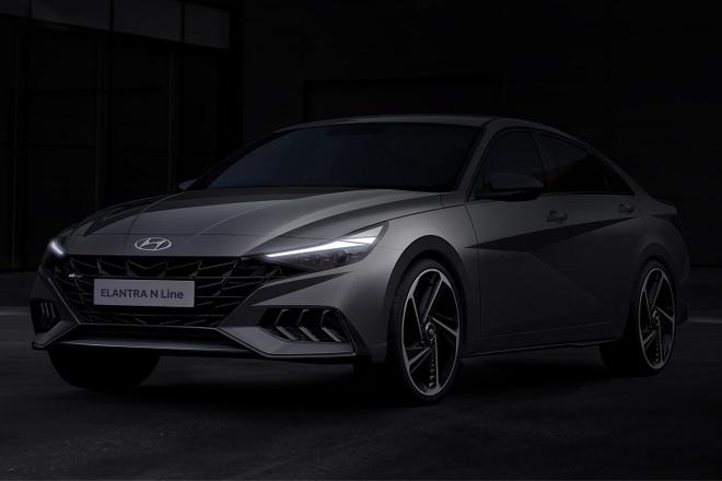Hyundai Elantra 2021 anh 1