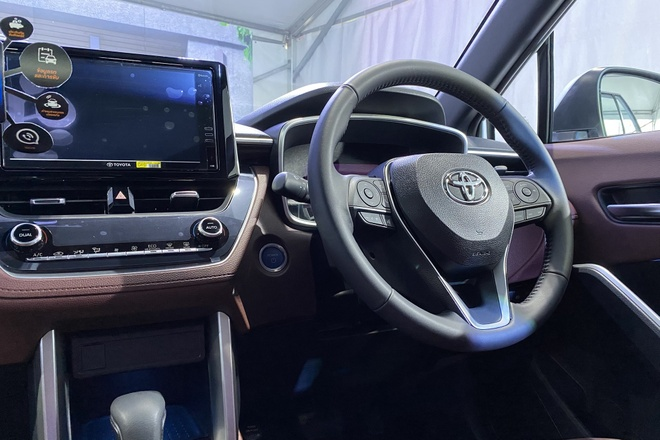 Toyota Corolla Cross ve Viet Nam trong thang 8 anh 2