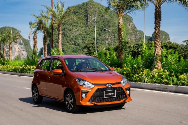 Toyota Wigo 2020 anh 1