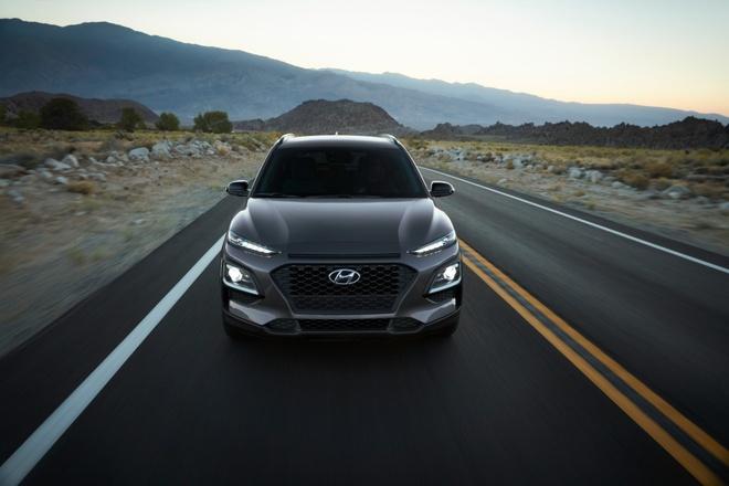 Hyundai Kona 2021 anh 2
