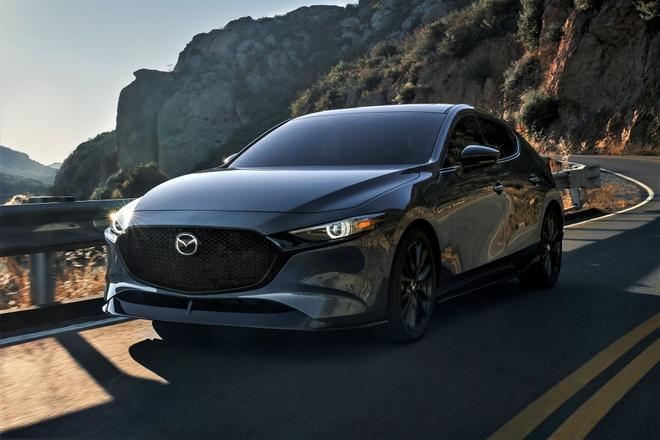 Mazda3 Turbo 2021 anh 1