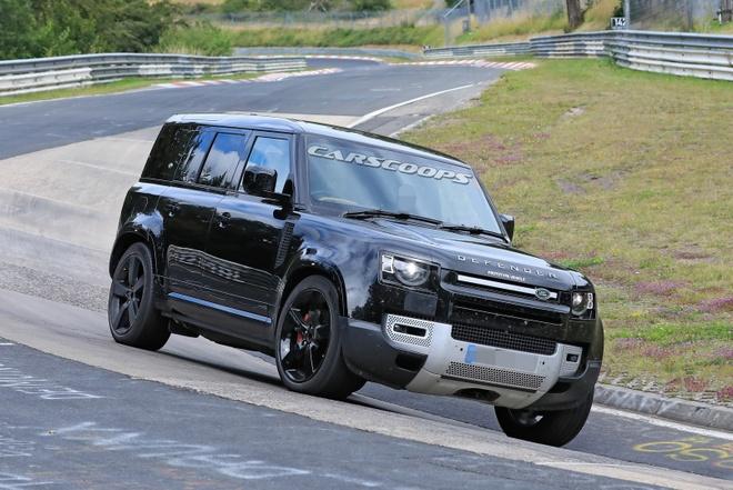 Land Rover Defender anh 1