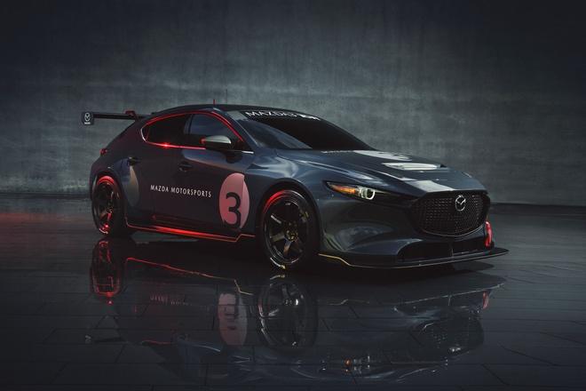 Mazda3 duong dua anh 1