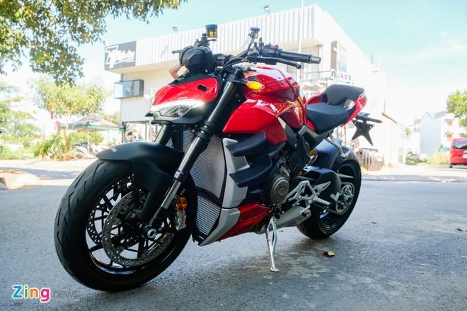 Ducati Streetfighter V4 anh 1