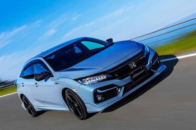 Honda Civic 2020 anh 1