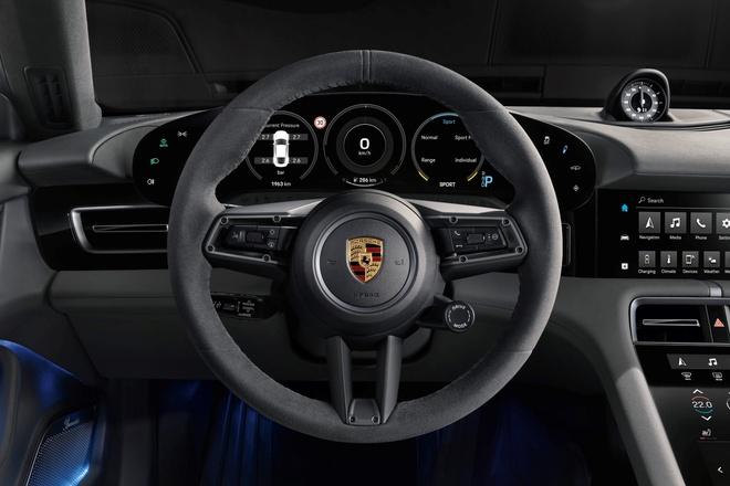 Porsche Taycan chot gia tai Viet Nam anh 3