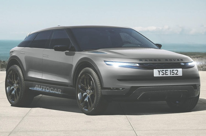 Range Rover EV anh 1