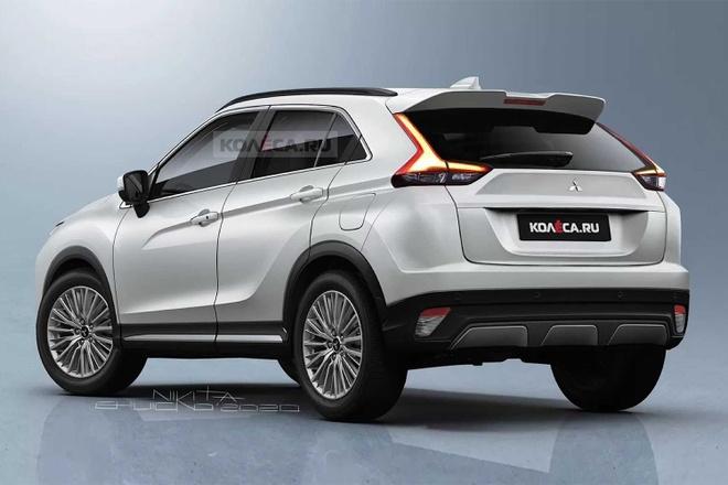 Mitsubishi Eclipse Cross 2021 anh 2